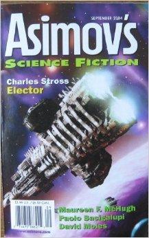 Asimov's Science Fiction - January 2004