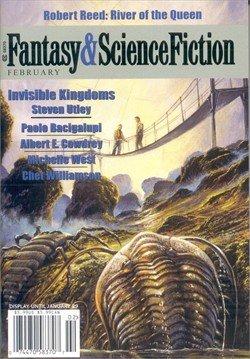 Fantasy & Science Fiction - February 2004