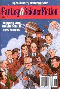 Fantasy & Science Fiction - June 2003