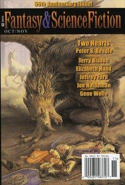 Fantasy & Science Fiction - October/November 2005