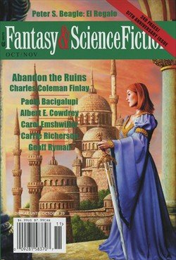 Fantasy & Science Fiction - OctoberNovember 2006