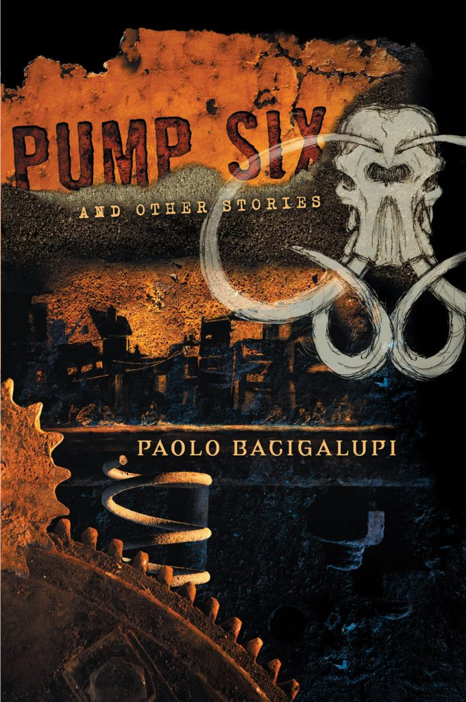 the people of sand and slag short story by paolo bacigalupi pump six and other stories. Black Bedroom Furniture Sets. Home Design Ideas